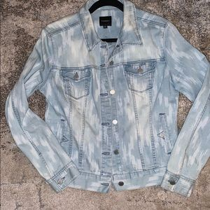 Jackets & Blazers - Light denim jean jacket. Worn twice